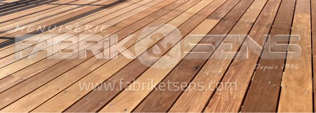 Terrasse Bois Composite Sur Mesure Etude Fabrication Et